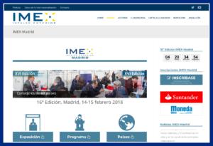 IMEX-Madrid. Una oportunidad única para pymes en busca de expansión internacional